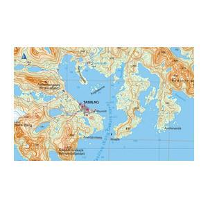 TOPO Greenland