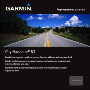 City Navigator North America Nt Datenkarte Garmin Shop