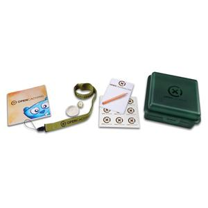 Official Geocaching Kit