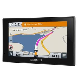 Garmin Camper 660LMT-D EU Navigationsger/ät 6 Zoll Touchscreen 15,2cm DAB+ H/öhenprofil lebenslange Kartenupdates