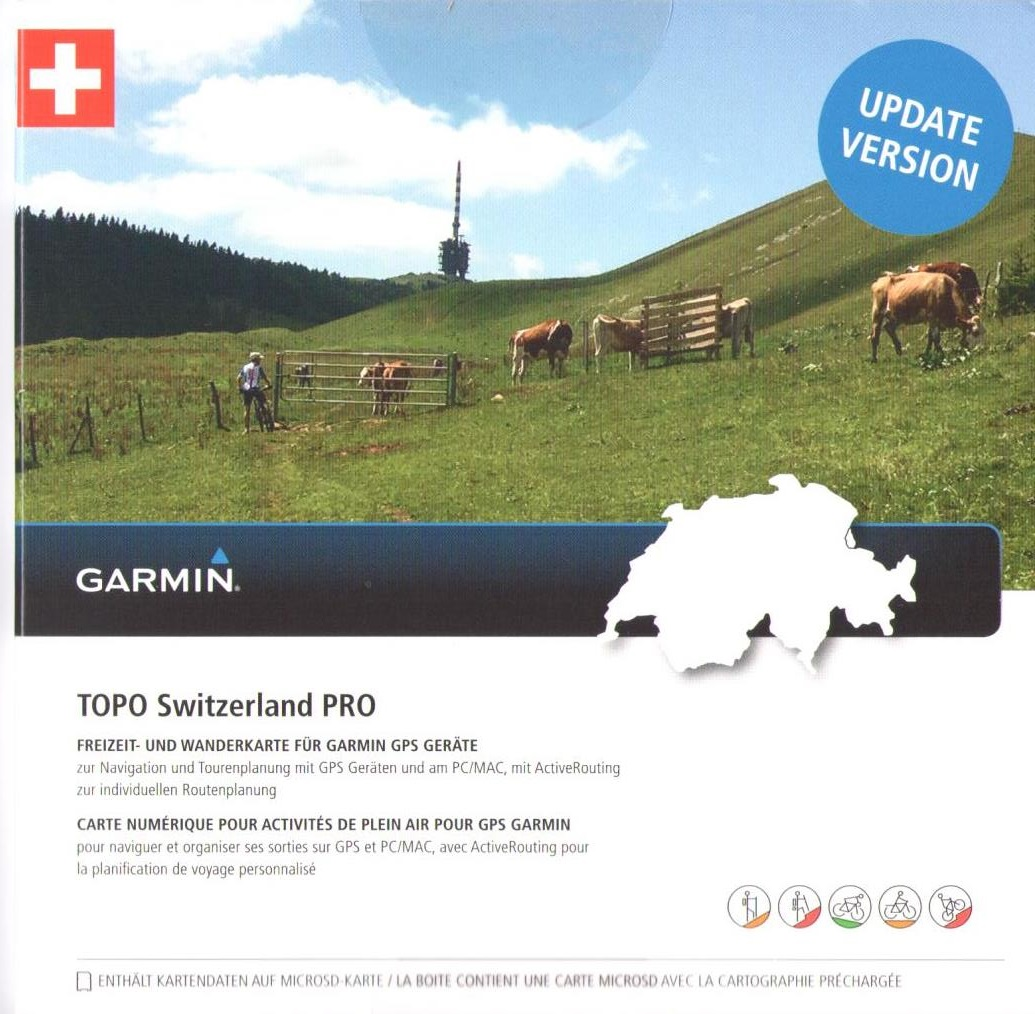 TOPO Switzerland Pro - Update