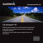 City Navigator® North America NT - Datenkarte